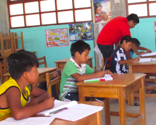 Educational Mission withVicente