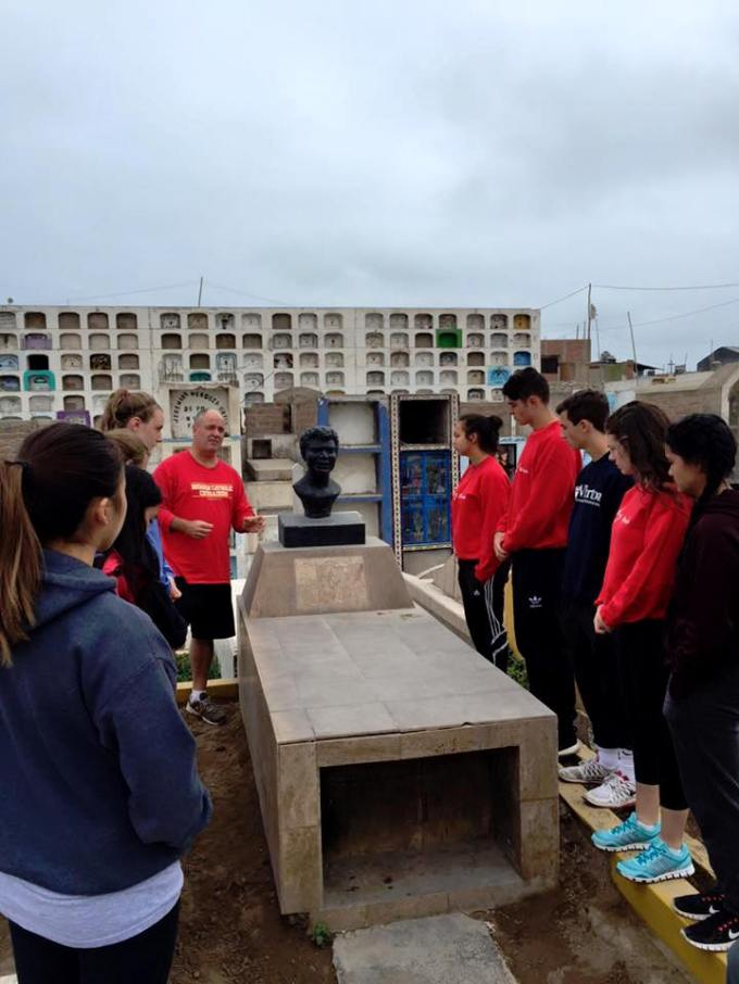 The Immersion Trip that Stirred Emotions Inside of Us – Aaron Mitchell,STMC