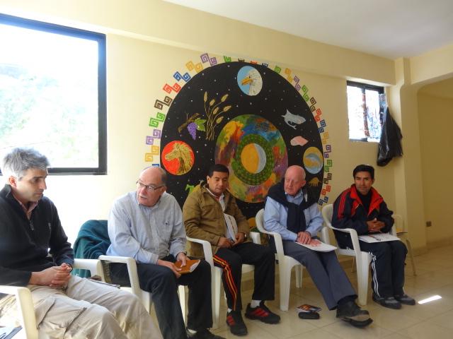 ERI Latin America, 2nd meeting in Cochabamba, by RusbeldChero