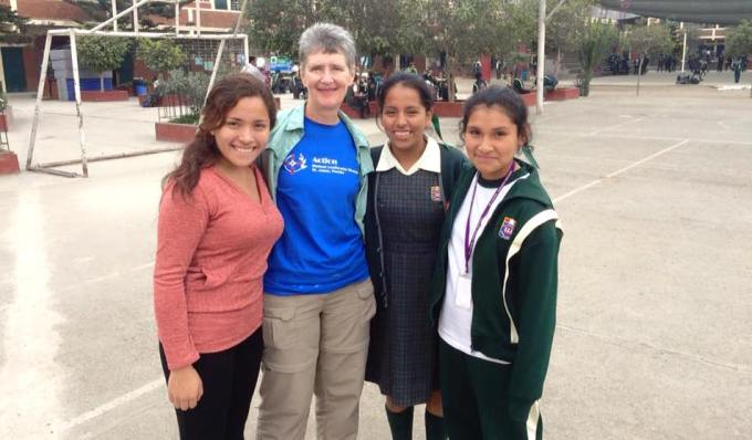 Edmund Rice Schools – Living Presence, Compassion, and Liberation. By Ona BessetteCND