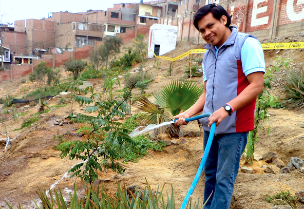 """Aníbal Torres: """"I Feel Committed to the Environment"""", by AlbertoLlanos"""