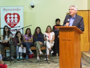 Edmund Rice Education Network and the culture of encounter | Homily at the closingMass