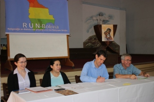 RUN Bolivia – Presentation of results of survey about child labor, education andviolence
