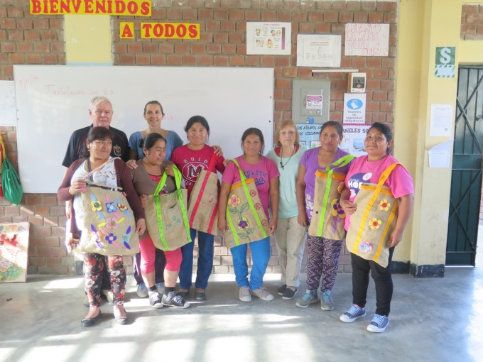 'The Rice Sisters': Being presence and compassion for the women from the hills of Canto Grande